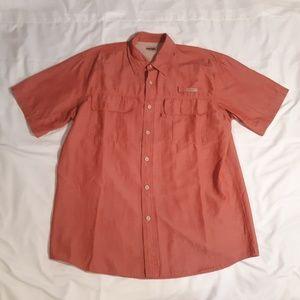 G.H.Bass&Co Explorer Series Men's shirt Size L